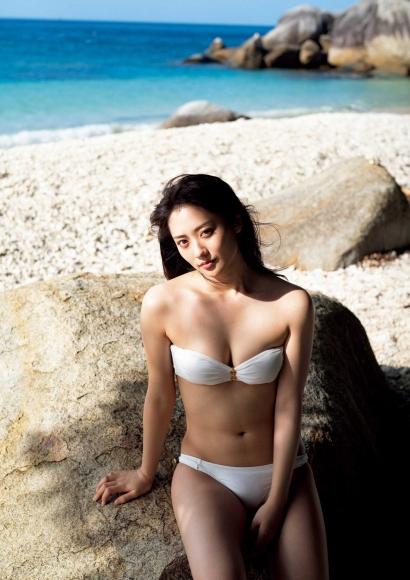 From Sentai Heroine to Authentic Actress Beautiful Body Kazusa Okuyama013