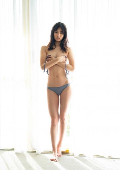 From Sentai Heroine to Authentic Actress Beautiful Body Kazusa Okuyama016