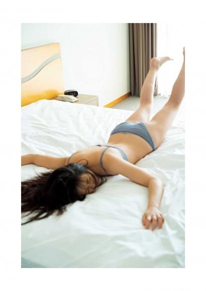 From Sentai Heroine to Authentic Actress Beautiful Body Kazusa Okuyama020