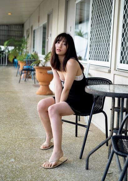 From Sentai Heroine to Authentic Actress Beautiful Body Kazusa Okuyama028
