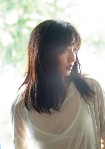 From Sentai Heroine to Authentic Actress Beautiful Body Kazusa Okuyama029