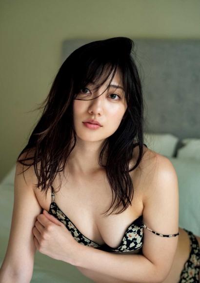 From Sentai Heroine to Authentic Actress Beautiful Body Kazusa Okuyama046