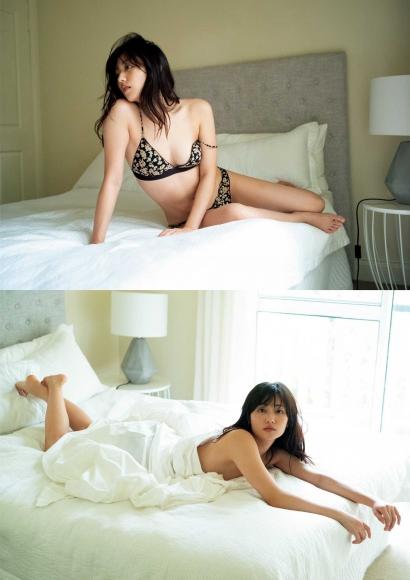 From Sentai Heroine to Authentic Actress Beautiful Body Kazusa Okuyama049