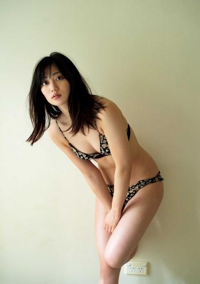 From Sentai Heroine to Authentic Actress Beautiful Body Kazusa Okuyama054
