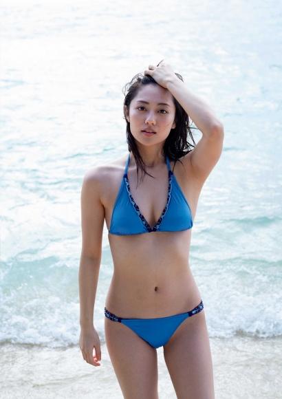 From Sentai Heroine to Authentic Actress Beautiful Body Kazusa Okuyama075