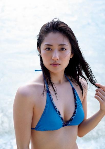 From Sentai Heroine to Authentic Actress Beautiful Body Kazusa Okuyama076