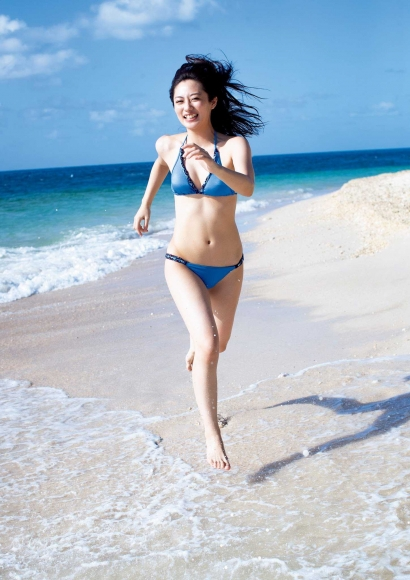From Sentai Heroine to Authentic Actress Beautiful Body Kazusa Okuyama084