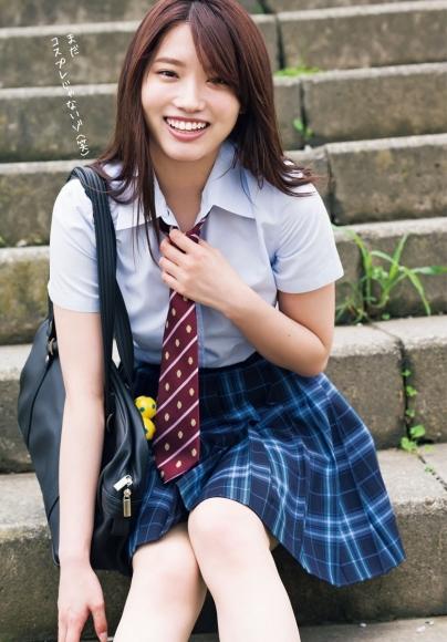 Airi Furuta Angel of the gravure world, nova of high school third year 2020006