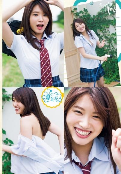Airi Furuta Angel of the gravure world, nova of high school third year 2020007