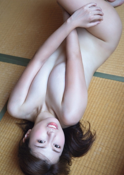 Tokai NO1 Big Breasts Beauty Caster Kayo Sugimoto G Cup Breasts First Complete Nude004