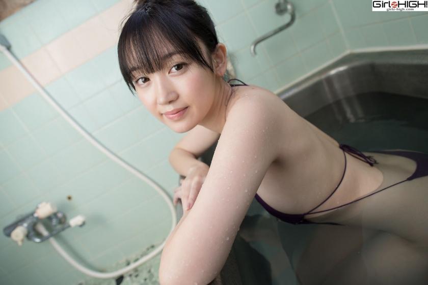 Mai Nanase V Front Deformation Swimsuit019