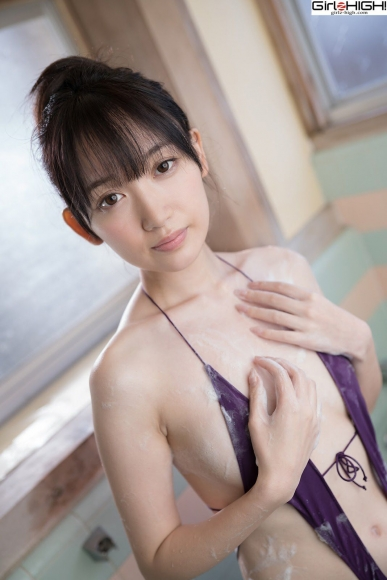 Mai Nanase V Front Deformation Swimsuit023