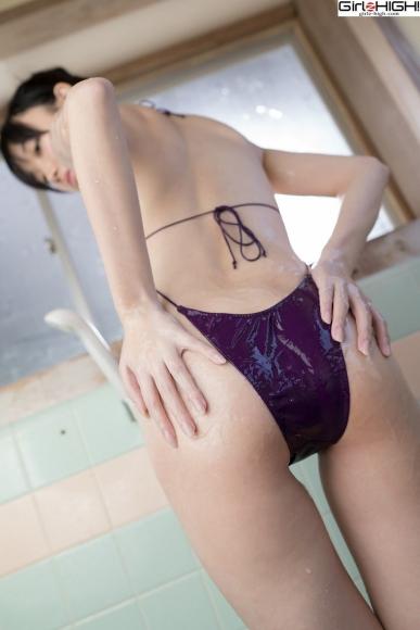 Mai Nanase V Front Deformation Swimsuit036