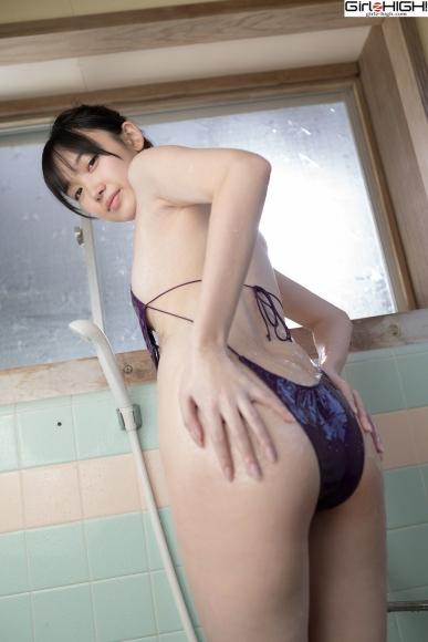 Mai Nanase V Front Deformation Swimsuit037