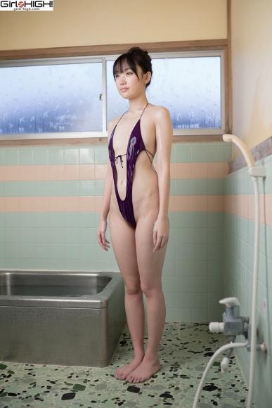 Mai Nanase V Front Deformation Swimsuit042
