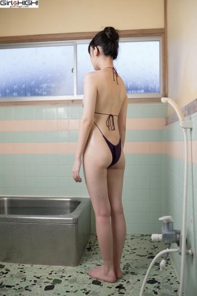 Mai Nanase V Front Deformation Swimsuit044