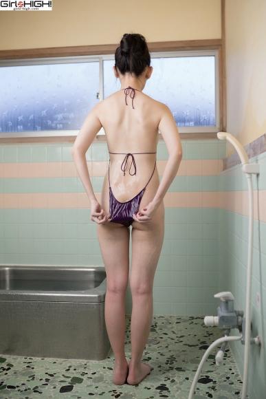Mai Nanase V Front Deformation Swimsuit046