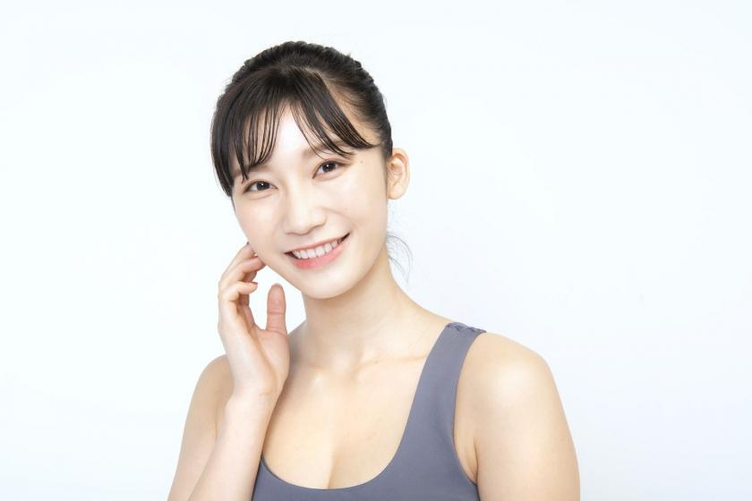 Yuka Ogura Muscle Exercise014