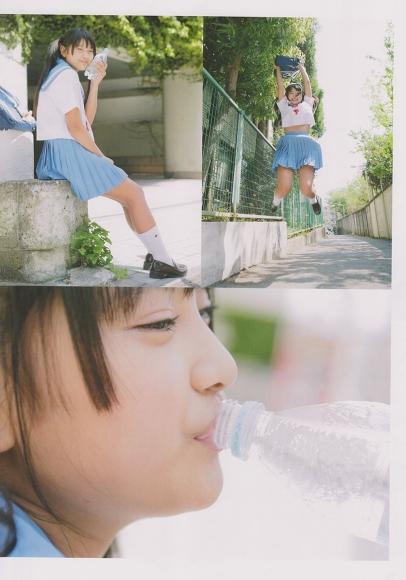 Ayaka Okita First Photobook Fifteen Summers043