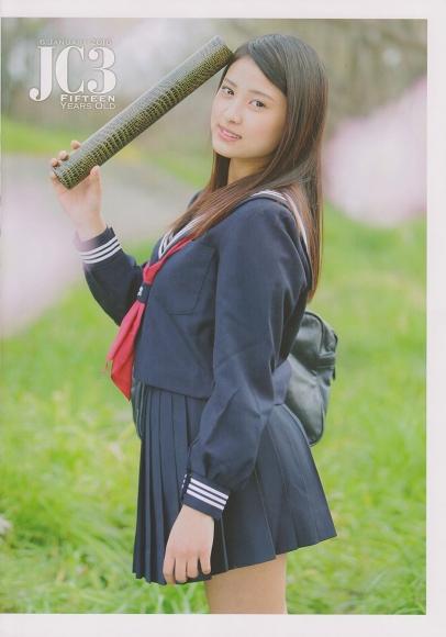 Ayaka Okita First Photobook Fifteen Summers065
