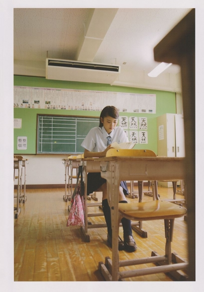 Ayaka Okita First Photobook Fifteen Summers077