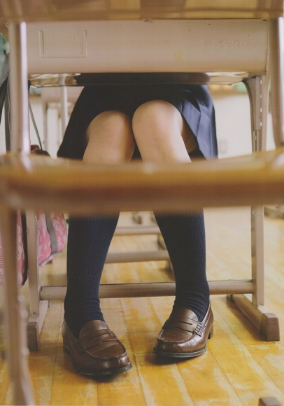 Ayaka Okita First Photobook Fifteen Summers078