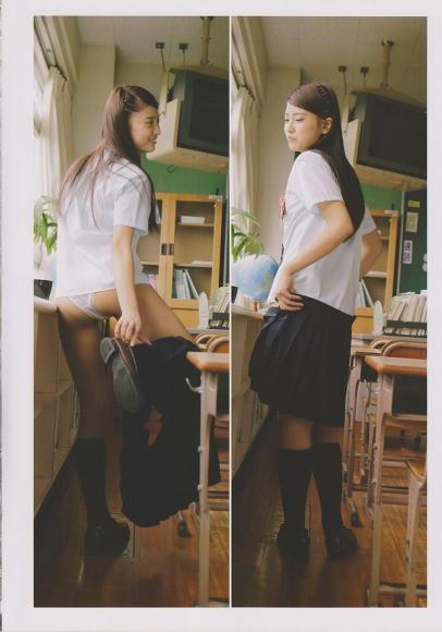 Ayaka Okita First Photobook Fifteen Summers085