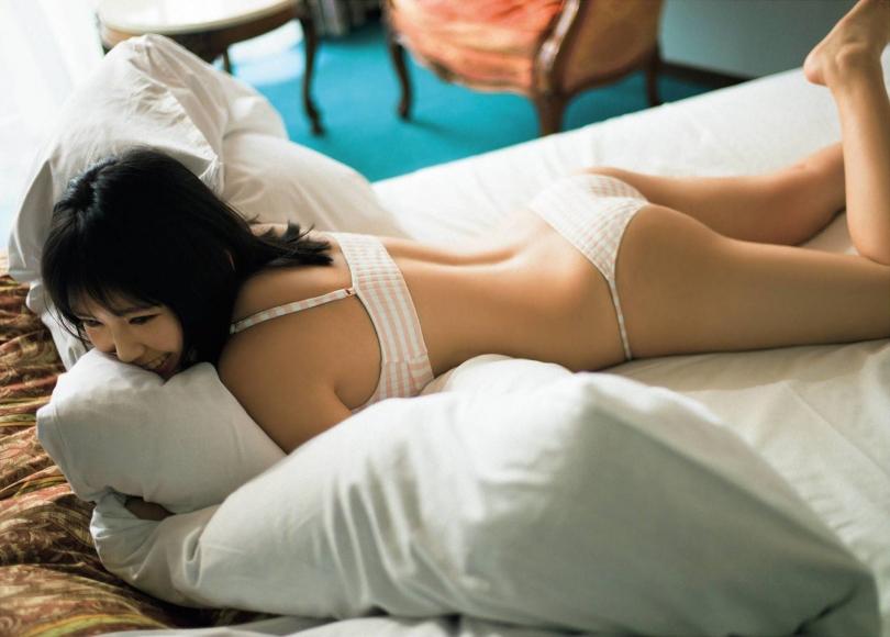 Aika Sawaguchi Runaway Girl006
