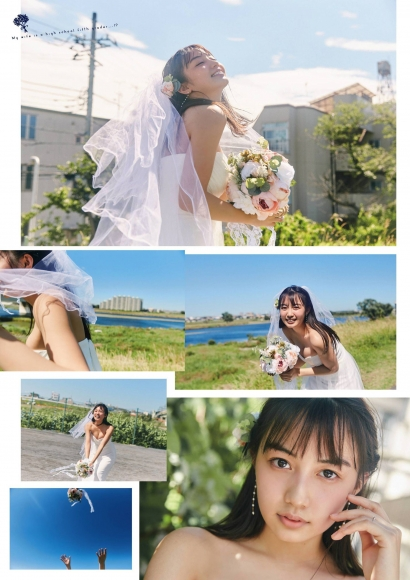 Hikari Kurokis wife is a fifth grader in high school008