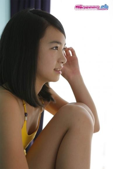 Miran Shimizu Swimsuit Gravure005