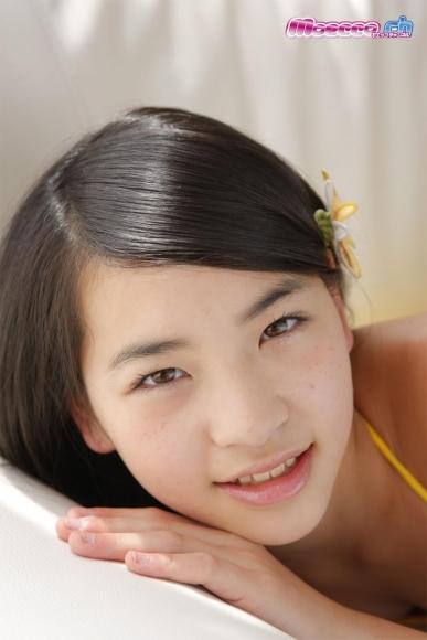 Miran Shimizu Swimsuit Gravure020