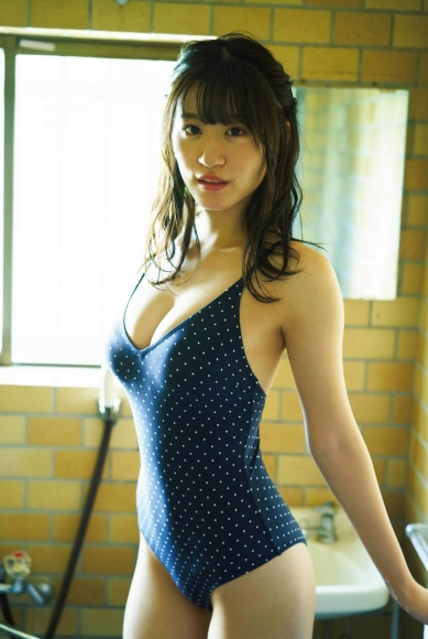 NMB48 The strongest gravure corps006