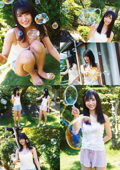 NMB48 The strongest gravure corps009