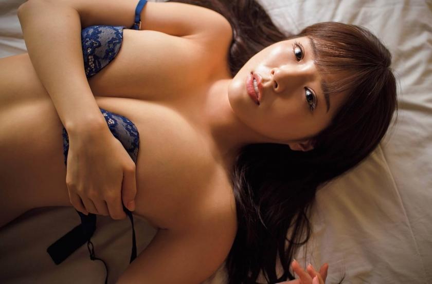 Natsuki Kawamura Body NO1 I want to hug006