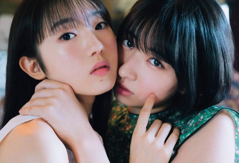 PINOCO Banpaia street kiss lily scene show003