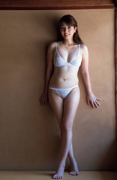Former Shizuoka Broadcastings popular caster Kayo Sugimoto shock complete nude004