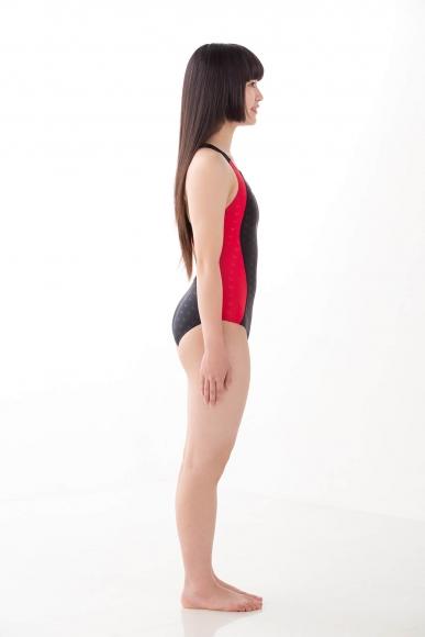 Hinako Tamaki NSE NSA official swimsuit007