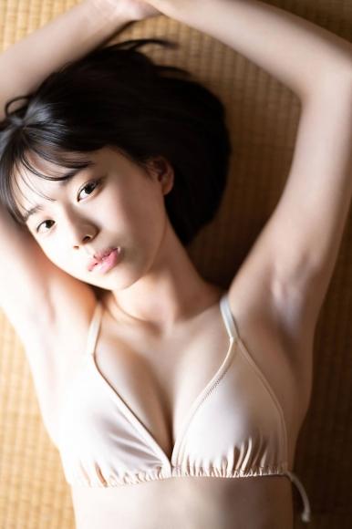 20201012 Miss Magazine 2020 Miss Weekly Shonen Magazine Himena Kikuchi005