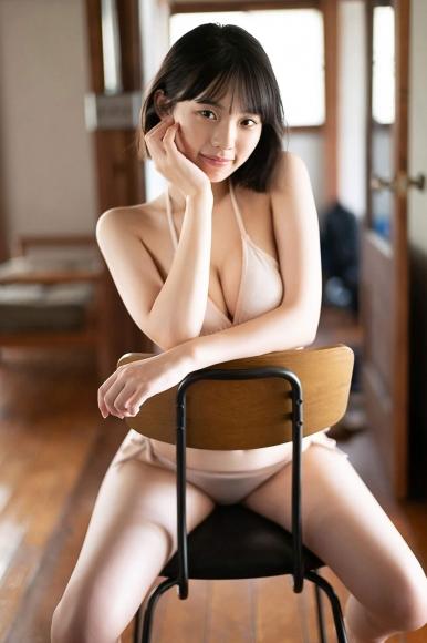20201012 Miss Magazine 2020 Miss Weekly Shonen Magazine Himena Kikuchi010