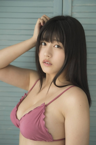 20201013 Yoshino Chitose sketches in a swimsuit009