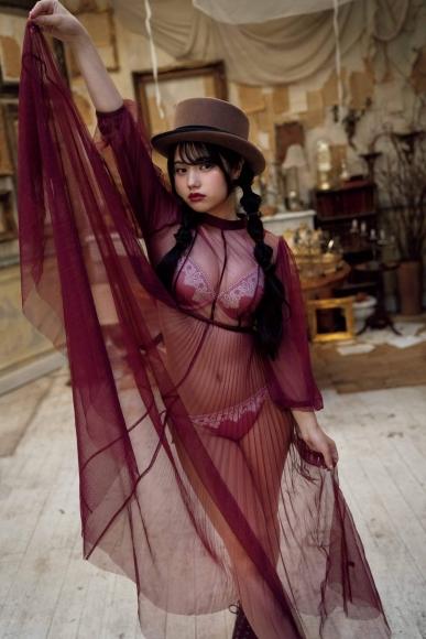 20201027 NO1578 Mikako Murata Welcome to the Gothic Museum006