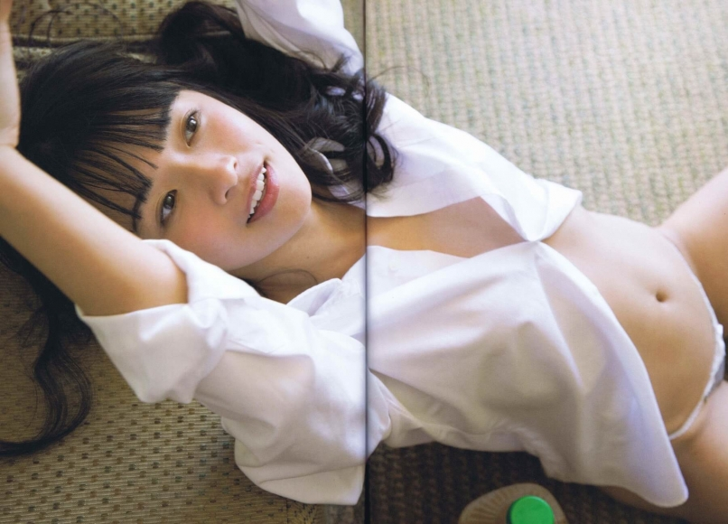 I like gravure after all!032