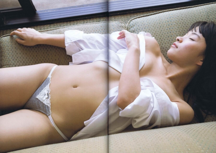 I like gravure after all!033
