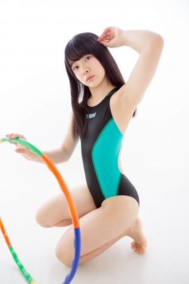 Saki Natsume swimsuit image007