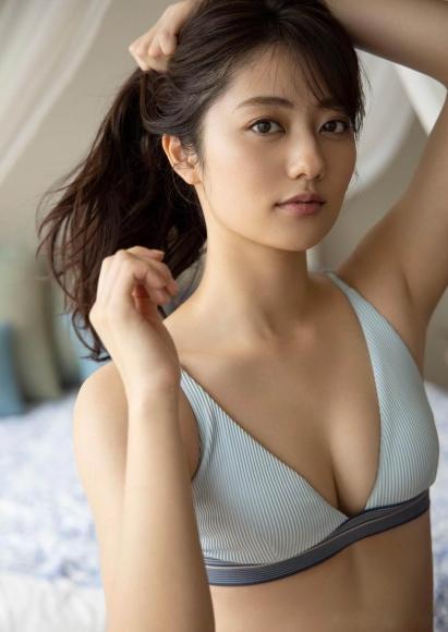 Kazusa Okuyama BRILLIANT BODY018