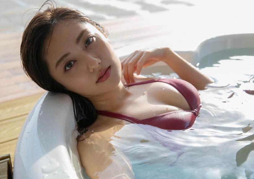 Kazusa Okuyama BRILLIANT BODY029