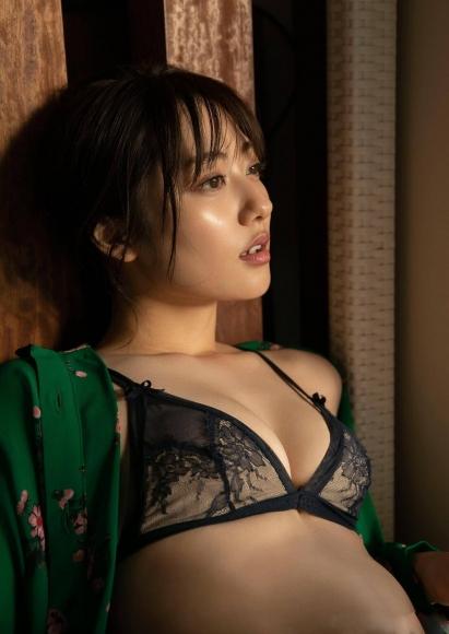 Kazusa Okuyama BRILLIANT BODY032