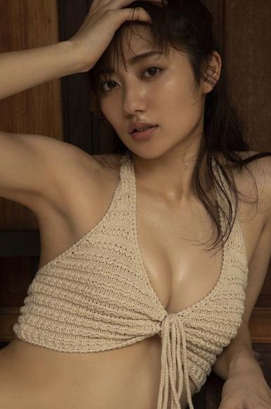 201905 NO230 Kazusa Okuyama Special Photobook Sentai Heroine Real055