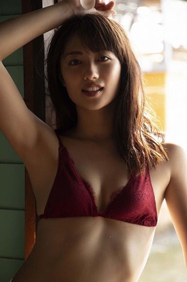 201905 NO230 Kazusa Okuyama Special Photobook Sentai Heroine Real058