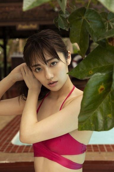 201905 NO230 Kazusa Okuyama Special Photobook Sentai Heroine Real106